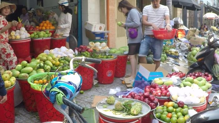 Nằm mơ thấy mình đi chợ mua trái cây không phải nói đến những vấn đề của bạn mà là những vấn đề của bố mẹ