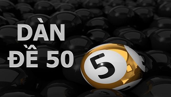 Dàn đề 50 con