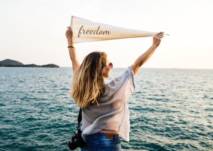 Chiêm bao thấy đi du lịch tượng trưng cho sự thành công cũng như sự danh tiếng của chính người mơ