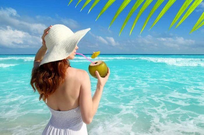 Nằm mơ thấy đi du lịch biển chứng tỏ ở hiện tại bạn đang phải chịu vô vàn những áp lực