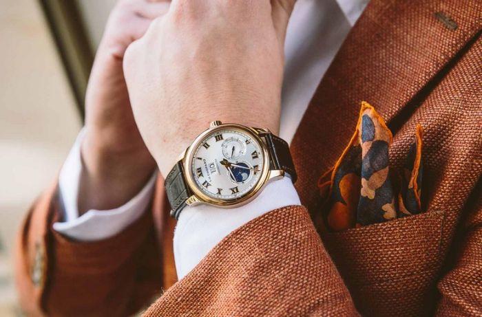 Chiêm bao đồng hồ hàng hiệu cho thấy tương lai của bạn khá rộng mở
