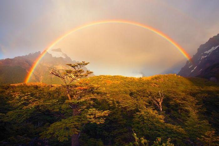 Nằm mơ thấy cầu vồng sau mưa chọn ngay các số may mắn 79 - 25